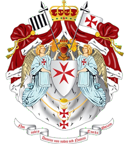 Templars' Coat of Arms CZ ®